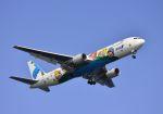 tomo@Germanyさんが、羽田空港で撮影した全日空 767-381の航空フォト(写真)
