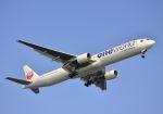 tomo@Germanyさんが、羽田空港で撮影した日本航空 777-346の航空フォト(写真)