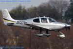 Chofu Spotter Ariaさんが、調布飛行場で撮影した日本個人所有 SR22T GTSの航空フォト(飛行機 写真・画像)