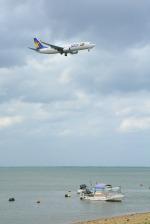 パンダさんが、那覇空港で撮影したスカイマーク 737-86Nの航空フォト(写真)