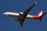 木人さんが、成田国際空港で撮影した深圳航空 737-87Lの航空フォト(写真)