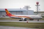 たにへいさんが、那覇空港で撮影した香港航空 A330-343Xの航空フォト(写真)