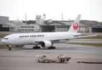 たにへいさんが、那覇空港で撮影した日本航空 777-289の航空フォト(写真)