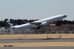 アイスコーヒーさんが、成田国際空港で撮影したキャセイパシフィック航空 A330-343Xの航空フォト(飛行機 写真・画像)