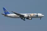 SKYLINEさんが、羽田空港で撮影したスカイマーク 767-3Q8/ERの航空フォト(写真)