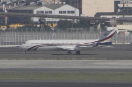 マサさんが、羽田空港で撮影したスワジランド政府 MD-87 (DC-9-87)の航空フォト(飛行機 写真・画像)