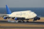airline Nagoyaさんが、中部国際空港で撮影したボーイング 747-4H6(LCF) Dreamlifterの航空フォト(飛行機 写真・画像)