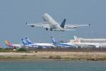 パンダさんが、那覇空港で撮影したチャイナエアライン 747-409の航空フォト(飛行機 写真・画像)