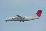 パンダさんが、那覇空港で撮影した琉球エアーコミューター DHC-8-314 Dash 8の航空フォト(飛行機 写真・画像)