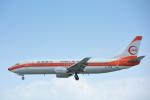 パンダさんが、那覇空港で撮影した日本トランスオーシャン航空 737-446の航空フォト(写真)