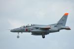 パンダさんが、那覇空港で撮影した航空自衛隊 T-4の航空フォト(写真)