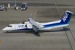 Scotchさんが、羽田空港で撮影したANAウイングス DHC-8-314Q Dash 8の航空フォト(写真)