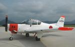 チャーリーマイクさんが、防府北基地で撮影した海上自衛隊 T-5の航空フォト(飛行機 写真・画像)