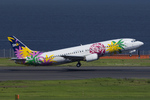 Scotchさんが、羽田空港で撮影したスカイネットアジア航空 737-46Mの航空フォト(飛行機 写真・画像)