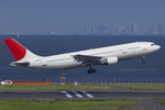 Scotchさんが、羽田空港で撮影したGAテレシス A300B4-622Rの航空フォト(写真)