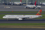 Scotchさんが、羽田空港で撮影したトランスアジア航空 A321-131の航空フォト(写真)