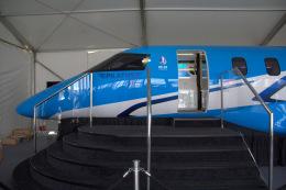 Mame @ TYOさんが、シンガポール・チャンギ国際空港で撮影したピラタス・エアクラフト PC-24の航空フォト(飛行機 写真・画像)