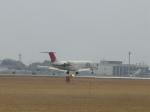 わたくんさんが、熊本空港で撮影したジェイ・エア CL-600-2B19 Regional Jet CRJ-200ERの航空フォト(写真)