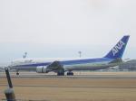 わたくんさんが、熊本空港で撮影した全日空 767-381の航空フォト(写真)
