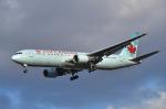 パンダさんが、成田国際空港で撮影したエア・カナダ 767-35H/ERの航空フォト(写真)