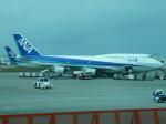kouta@itmさんが、那覇空港で撮影した全日空 747-481(D)の航空フォト(写真)