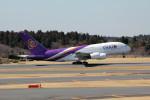 アイスコーヒーさんが、成田国際空港で撮影したタイ国際航空 A380-841の航空フォト(飛行機 写真・画像)