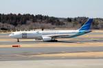 アイスコーヒーさんが、成田国際空港で撮影したガルーダ・インドネシア航空 A330-341の航空フォト(飛行機 写真・画像)