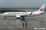 北九州空港 - Kita Kyushu Airport [KKJ/RJFR]で撮影されたJALエクスプレス - JAL Express [JC/JEX]の航空機写真