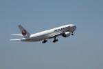 アイスコーヒーさんが、成田国際空港で撮影した日本航空 777-246/ERの航空フォト(飛行機 写真・画像)