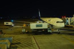 ORGN-Gさんが、タンソンニャット国際空港で撮影した全日空 767-381/ERの航空フォト(飛行機 写真・画像)