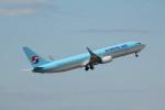アイスコーヒーさんが、成田国際空港で撮影した大韓航空 737-9B5/ER の航空フォト(飛行機 写真・画像)