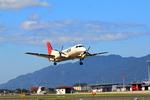ふじいあきらさんが、出雲空港で撮影した日本エアコミューター 340Bの航空フォト(飛行機 写真・画像)