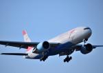 mojioさんが、成田国際空港で撮影したオーストリア航空 777-2Z9/ERの航空フォト(飛行機 写真・画像)