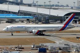 Tomo-Papaさんが、関西国際空港で撮影したロイヤル・ネパール航空 757-2F8の航空フォト(飛行機 写真・画像)