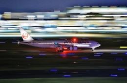 O-TOTOさんが、羽田空港で撮影した日本航空 777-289の航空フォト(飛行機 写真・画像)