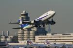 たーぼーさんが、羽田空港で撮影した全日空 747-481(D)の航空フォト(写真)