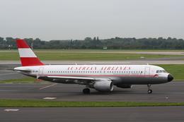 航空フォト:OE-LBP オーストリア航空 A320