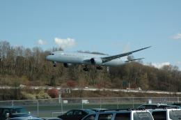 poohneanさんが、ボーイングフィールドで撮影したボーイング 787-9の航空フォト(飛行機 写真・画像)