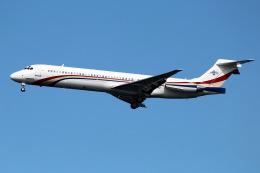 atsushi7353さんが、羽田空港で撮影したスワジランド政府 MD-87 (DC-9-87)の航空フォト(飛行機 写真・画像)