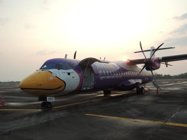 ラノーン空港 - Ranong Airport [UNN/VTSR]で撮影されたラノーン空港 - Ranong Airport [UNN/VTSR]の航空機写真(フォト・画像)