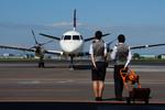 KAWAIさんが、札幌飛行場で撮影した北海道エアシステム 340B/Plusの航空フォト(飛行機 写真・画像)