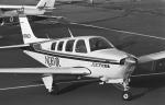 チャーリーマイクさんが、八尾空港で撮影したノエビア A36 Bonanza 36の航空フォト(飛行機 写真・画像)