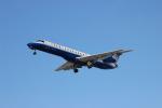 uhfxさんが、オヘア国際空港で撮影したトランスステート・エアラインズ ERJ-145LRの航空フォト(飛行機 写真・画像)