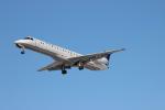 uhfxさんが、オヘア国際空港で撮影したアトランティック・サウスイースト航空 ERJ-145LRの航空フォト(飛行機 写真・画像)