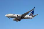 uhfxさんが、オヘア国際空港で撮影したユナイテッド航空 737-724の航空フォト(飛行機 写真・画像)