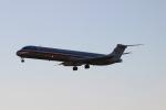 uhfxさんが、オーランド国際空港で撮影したアメリカン航空 MD-83 (DC-9-83)の航空フォト(飛行機 写真・画像)