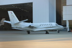 uhfxさんが、オーランド国際空港で撮影したアメリカ個人所有 560 Citation Vの航空フォト(飛行機 写真・画像)
