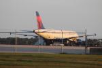 uhfxさんが、オーランド国際空港で撮影したデルタ航空 A319-114の航空フォト(飛行機 写真・画像)