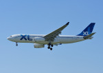 じーく。さんが、トゥールーズ・ブラニャック空港で撮影したXL航空フランス A330-243の航空フォト(写真)
