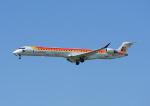 トゥールーズ・ブラニャック空港 - Toulouse-Blagnac Airport [TLS/LFBO]で撮影されたエア・ノーストラム - Air Nostrum [YW/ANE]の航空機写真